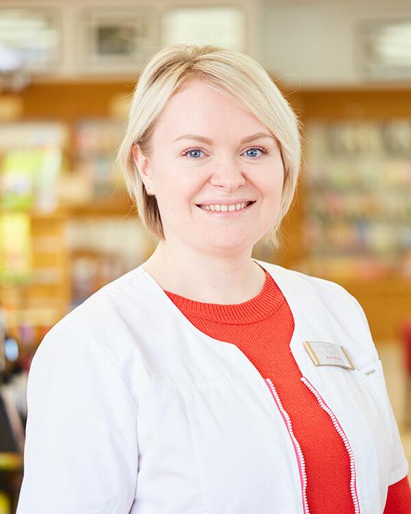 Anna Megel - PTA