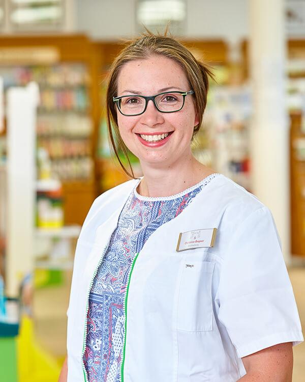 Christine Bogner - Apothekerin