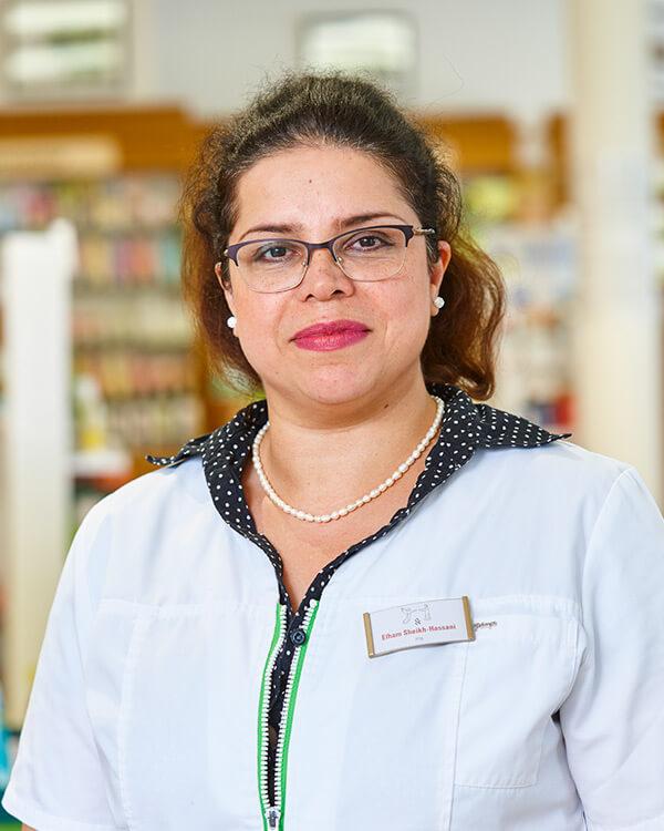 Elham Sheikh-Hassani - PTA
