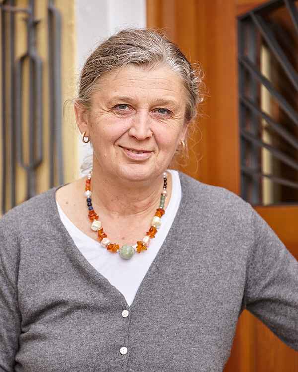 Gertrud Elsenberger - Inhaberin und Apothekerin