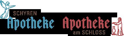 Apotheke am Schloß und Schyren Apotheke Logo